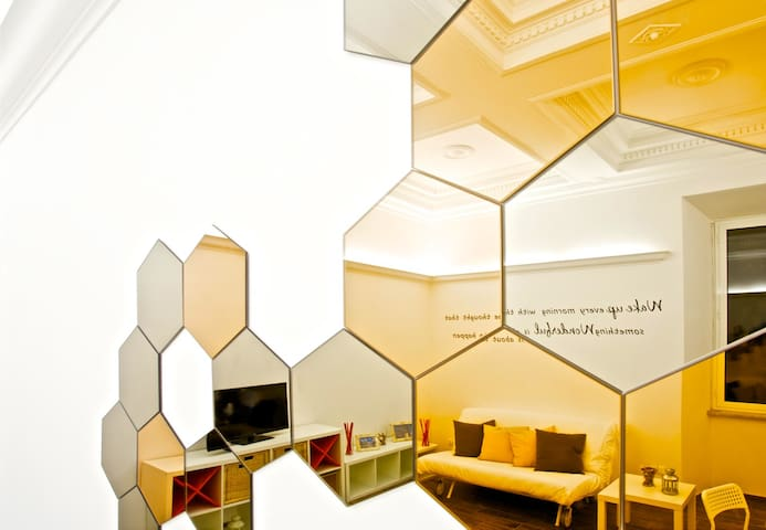 Panna e Miele NEW - Roma - Appartamento