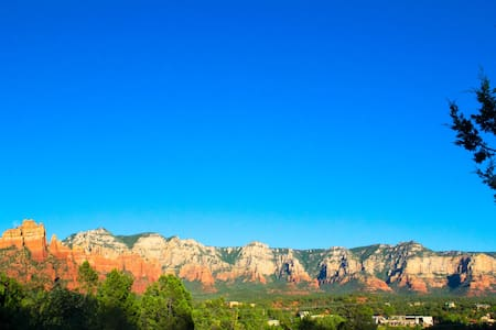 Vista Suite with Magical Red Rock Views - Sedona - House