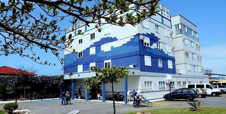 Hotel Bandeirantes - Balneário Barra do Sul