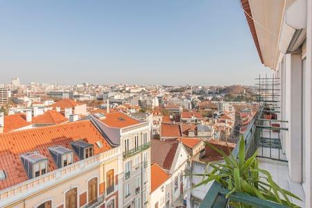 Principe Real - Lisbon Light   - Lisbon - Loft