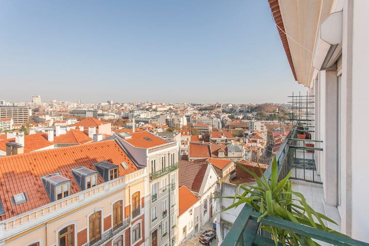 Duplex Loft - Licht von Lissabon