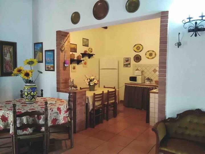 "Casa tipica Siciliana ""Sicily House"""
