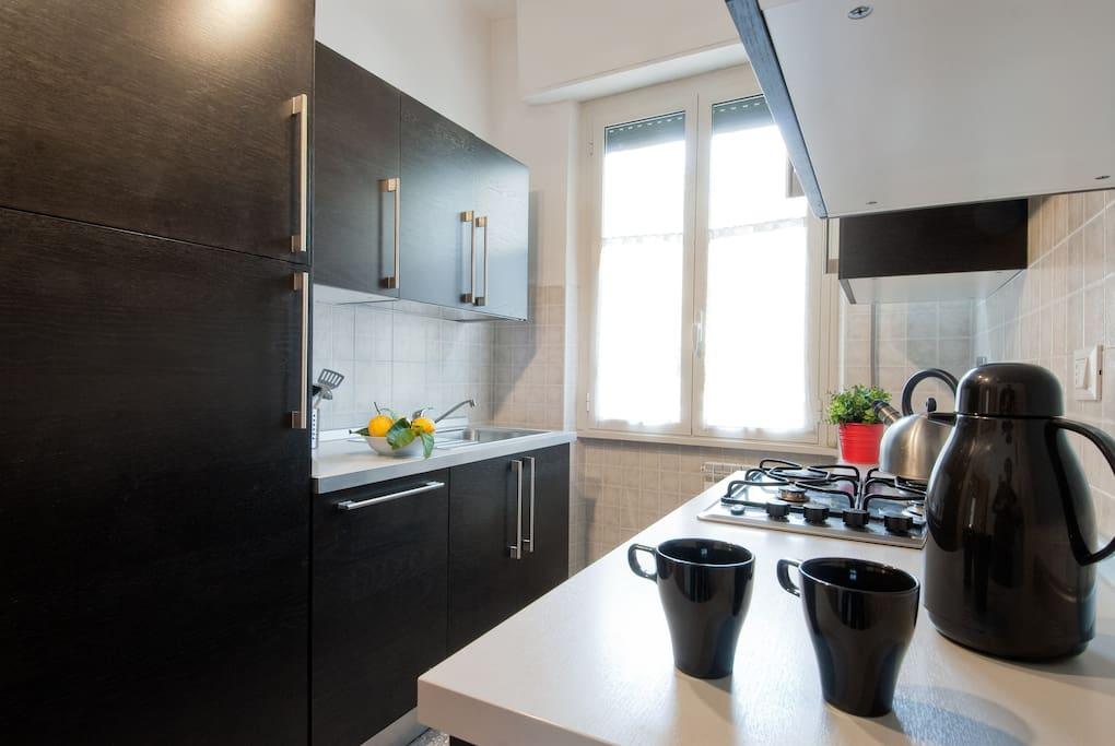 Bright & Trendy (apartment int.6)