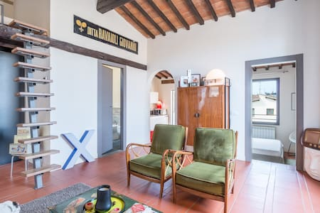 Vintage Apartment -Very  Cosy -
