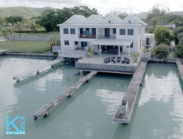 Boat house & Kdock Luxury Residence & private pool