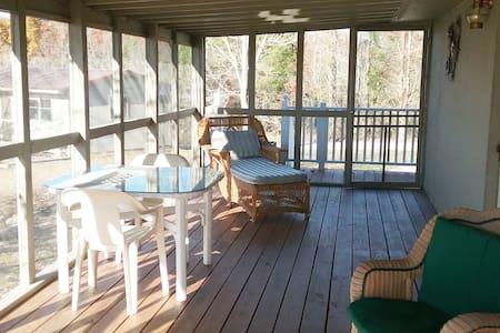 Serenity Cabins Patoka Lake
