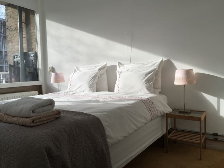 Apartment close to Jaarbeurs