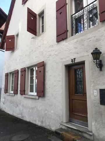 Villa in Kaiserstuhl, near Zurich city
