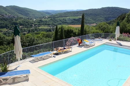 Bastide Saint-Thomé -B&B- Amande - Penzion (B&B)