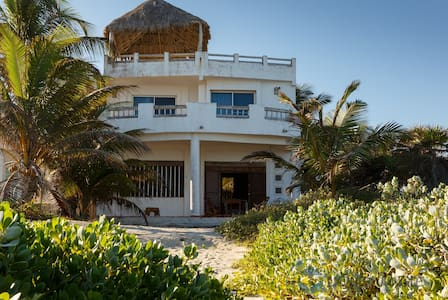 Villa Saskal donde nace el Sol - El Cuyo - Villa
