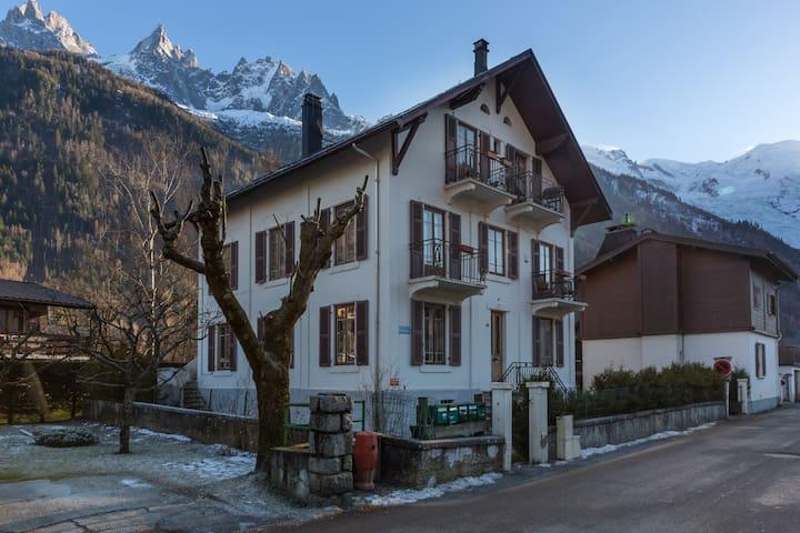 Appartement à louer Chamonix