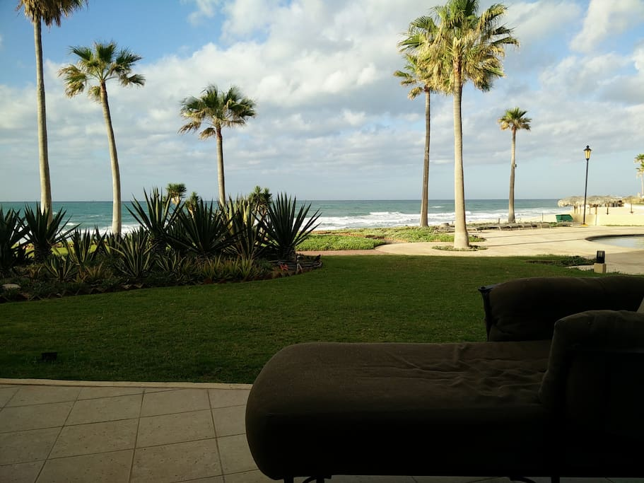 Ocean Front Ground Floor Apartments For Rent In Puerto