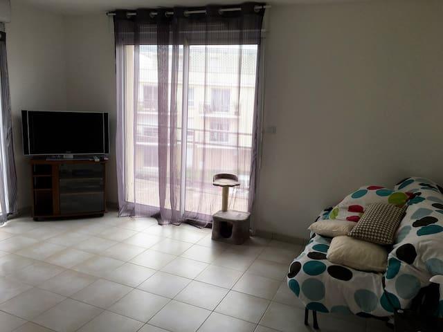 Appartement 30 m² agréable, proche du centre ville