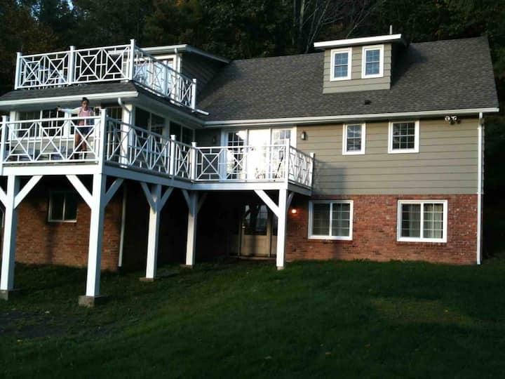 Historic Woodstock Home