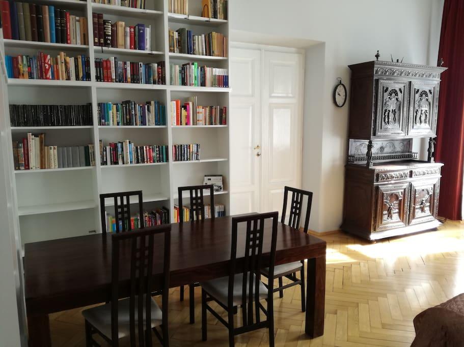 Aneks dzienny/Living area