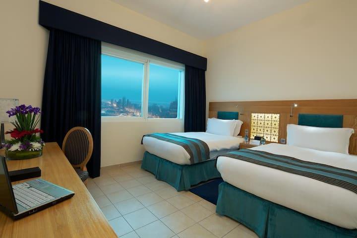 Double room in Dubai Marina