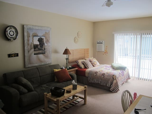 Great location easy access studio--Nana's Place - Park City - Wohnung