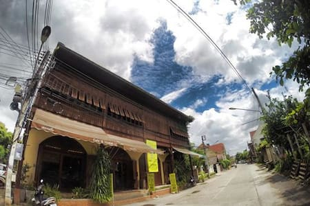 The Prink cafe &Hostel - Lampang - Schlafsaal
