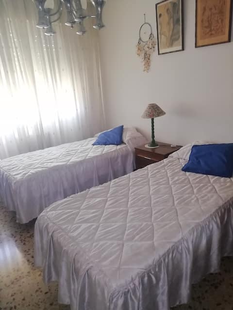Lovely bedroom in Logroño city! :)