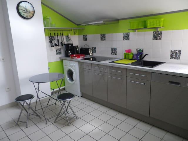 GITE LES MARIONNETTES - Douzy - Apartment