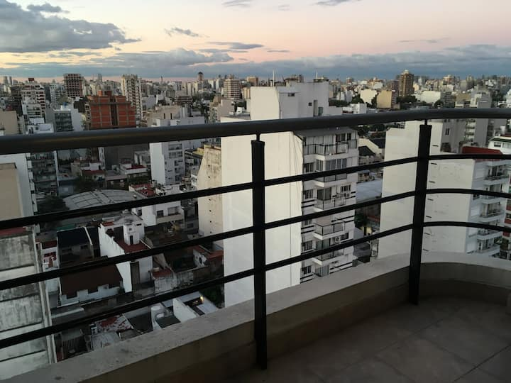 EXCELENT APARTMENT IN THE HEART OF BUENOS AIRES