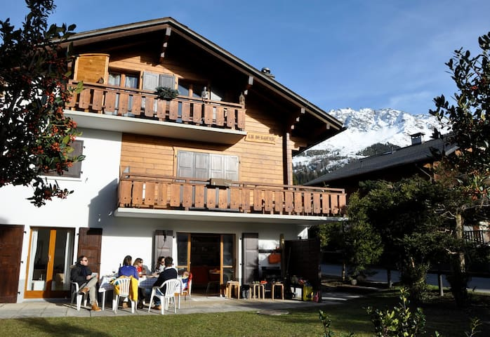 Apartment at the heart of Verbier