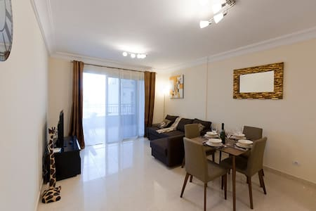 Spacious modern apartment with wiew - Palm-Mar