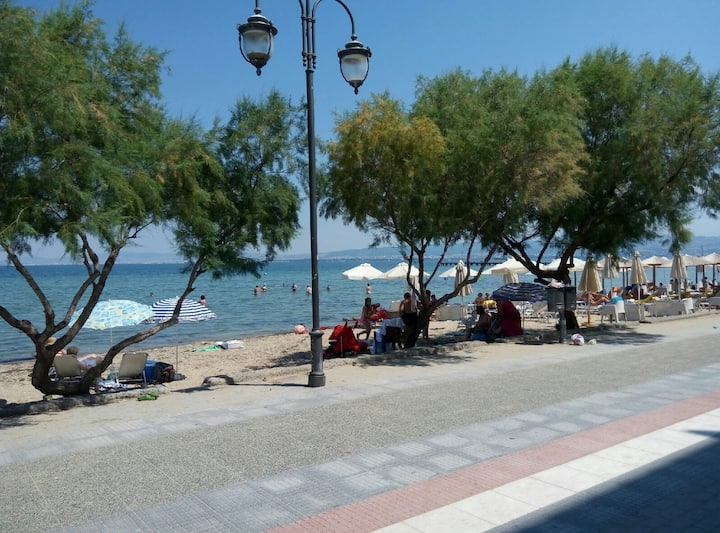 Bright & Cozy  Apartment, 50m from the beach Perea