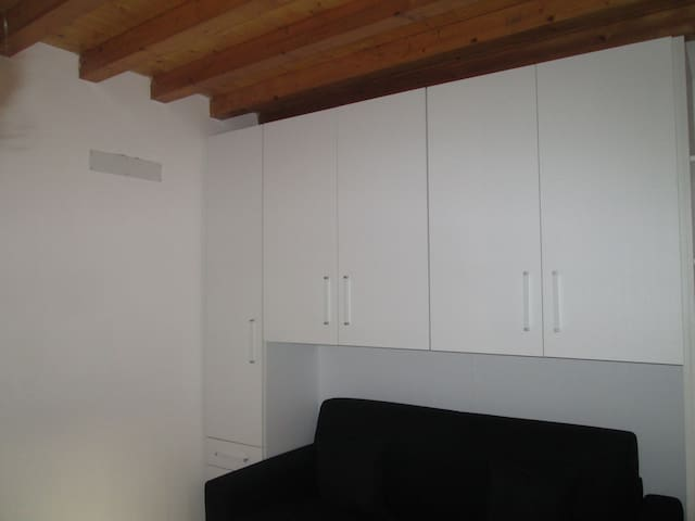 MINI APARTMENT IN CENTER - Casalmaggiore - Leilighet