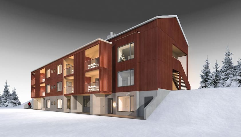 New apartment in the beautiful Åre Valley