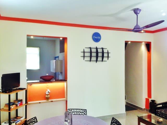 Casa Via - Luxury 2BHK Villa - North Goa