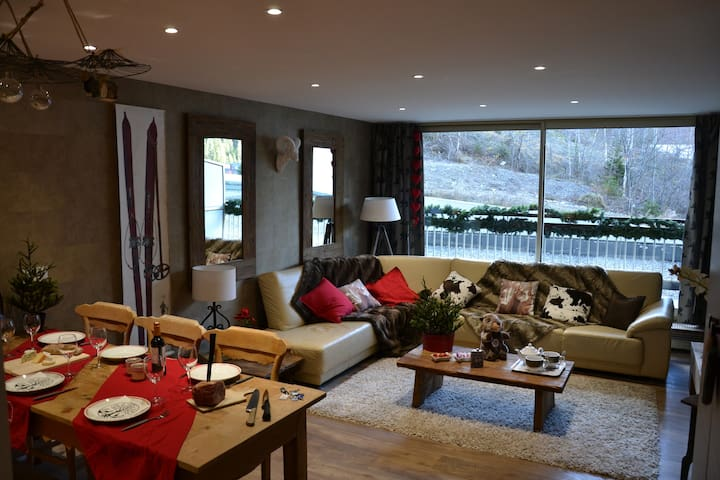 Luxury flat  Courchevel 1650