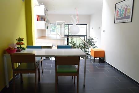 Modern gerenoveerde woning  - Kortrijk - Bed & Breakfast
