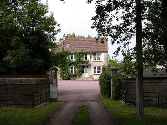 le pommier logement de  2 personnes - Lantheuil - Huis