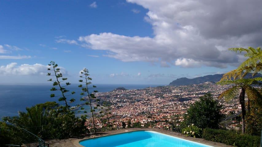 Ocean View Apartement Funchal - Funchal - Apartamento