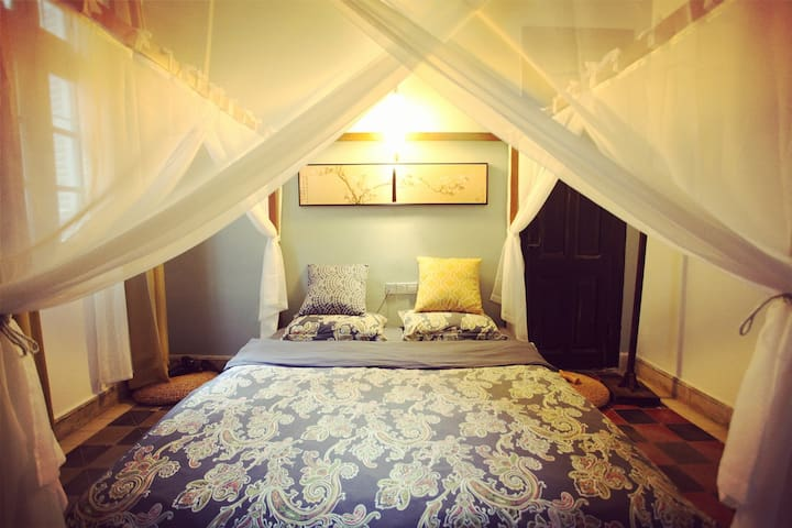 Chapter8 - Traditional Double-bed