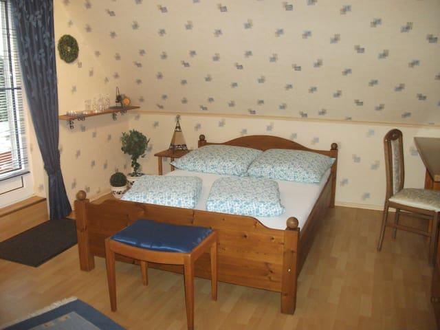Großes Zimmer mit Dachterrasse - Hemmingstedt - House