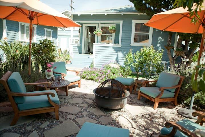 Burnham Beach Cottage 1