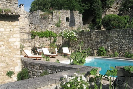 Maison Renaissance dans le Luberon - Oppède - 独立屋
