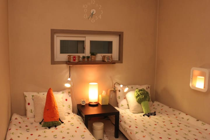 New SALE ! Two bed private room A - Dongan-gu, Anyang - Wohnung