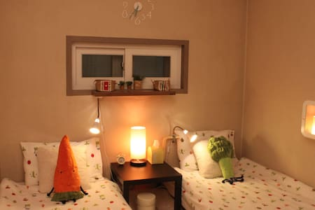 New SALE ! Two bed private room A - Dongan-gu, Anyang - Apartamento