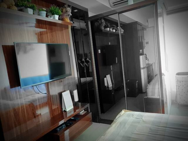 Apartment studio 26 m2 di Grand Kamala Lagoon