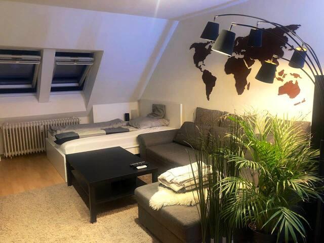 Wohnung in München für 1-3 Personen