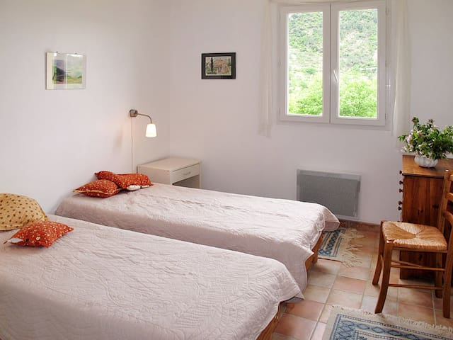 Holiday home in Les Pilles - Nyons - House