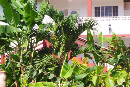 Tobago Tranquil Apt Guest House - Buccoo - Appartement
