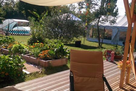 Maison individuelle avec jardin - Saint-Loubès