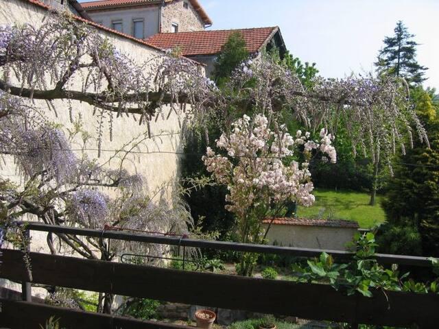 Lieu idéal pour visiter la région - Retournac - ที่พักพร้อมอาหารเช้า