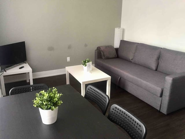Fully Renovated 2 Bed 1 Bath Private Unit