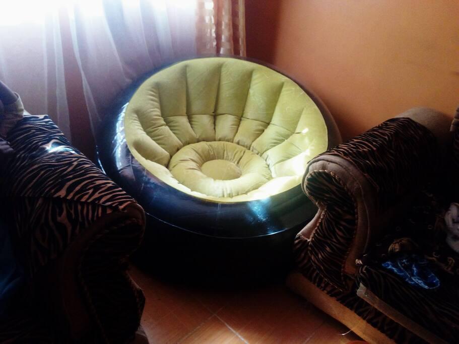 Cool seats