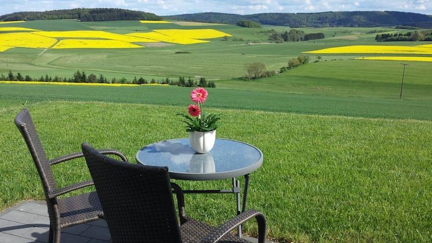 Ferienwohnung nähe Nürburgring, ideal zum Wandern